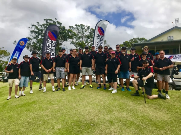 2019 St Augustine's golf day.